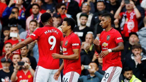 مشاهدة مباراة مانشستر يونايتد و بارتيزان بث مباشر 24-10-2019