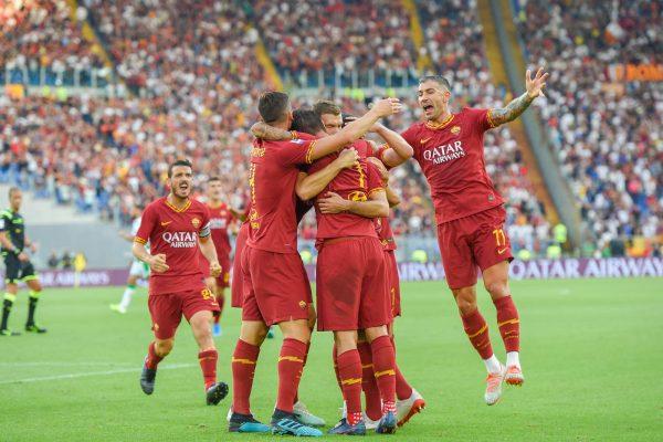 ملخص ونتيجة مباراة روما ضد ميلان في الدوري الإيطالي