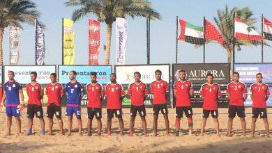 Photo of انطلاق معسكر الكرة الشاطئية بقيادة عبد الواحد السيد