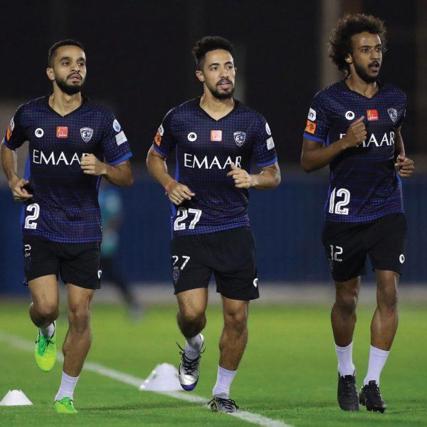 مشاهدة مباراة الهلال وضمك بث مباشر 18-10-2019