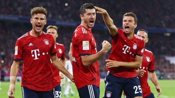 نتيجة واهداف مباراة بايرن ميونخ ضد هوفنهايم في الدوري