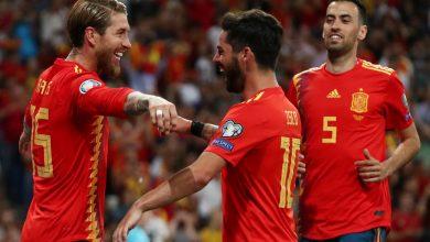 Photo of مشاهدة مباراة السويد وإسبانيا بث مباشر 15-10-2019