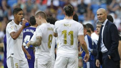 Photo of نتيجة واهداف مباراة ريال مدريد ضد ليجانس في الدوري الاسباني