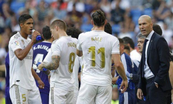 نتيجة واهداف مباراة ريال مدريد ضد ليجانس