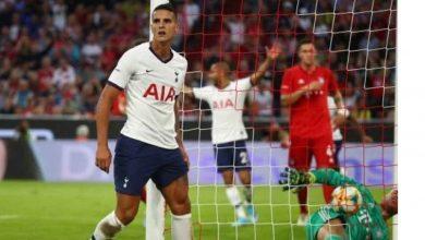 ملخص ونتيجة مباراة برايتون ضد توتنهام