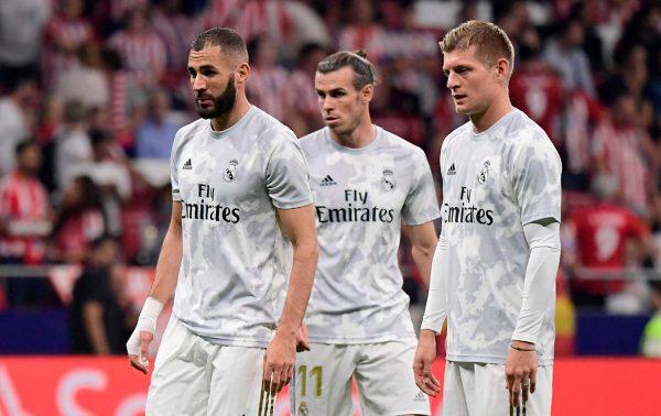 مشاهدة مباراة ريال مدريد وجلاتا سراي بث مباشر 22-10-2019