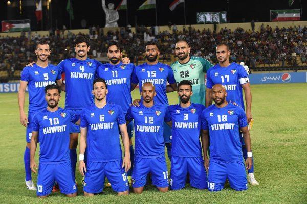 ملخص ونتيجة مباراة الكويت ضد البحرين