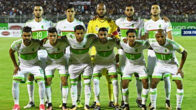 Photo of مشاهدة مباراة الجزائر وكولومبيا بث مباشر 15-10-2019
