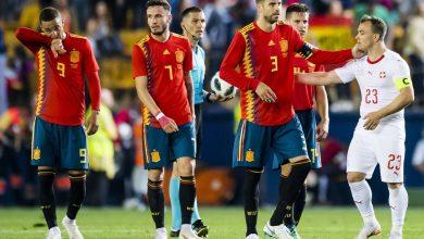 مشاهدة مباراة النرويج وإسبانيا بث مباشر 12-10-2019