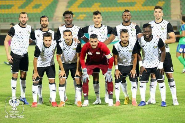 المصري البورسعيدي يعسكر اليوم استعدادا لمواجهة مصر غدا