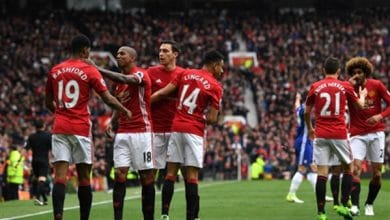 Photo of ملخص ونتيجة مباراة مانشستر يونايتد ضد برايتون بالدوري الأنجليزي
