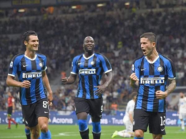 ملخص ونتيجة مباراة أنتر ميلان ضد جنوي في الدوري الإيطالي