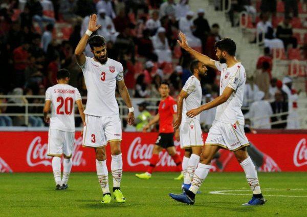 مشاهدة مباراة البحرين وايران بث مباشر 15-10-2019