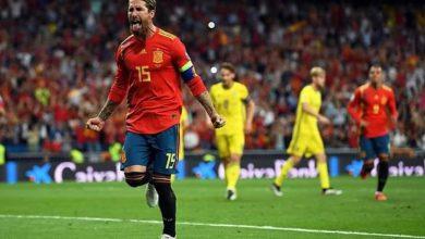 Photo of موعد مباراة اسبانيا والسويد والقنوات الناقلة