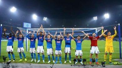 Photo of ملخص ونتيجة مباراة نابولي ضد جيتك بدوري أبطال أوروبا
