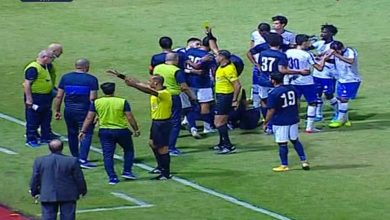 Photo of نتيجة وملخص مباراة سموحة ضد إنبي بالدوري المصري