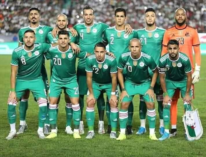ملخص ونتيجة مباراة الجزائر والكونغو الديمقراطية في مباراة دولية ودية