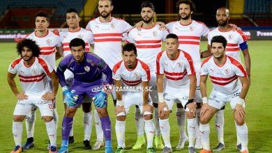 صورة نتيجة مباراة الزمالك ونادى مصر بالدورى الممتاز