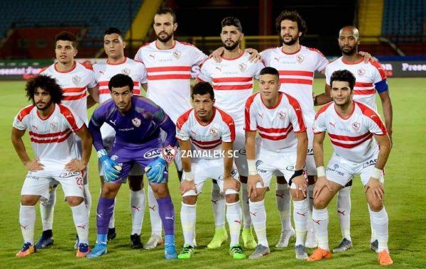 نتيجة مباراة الزمالك ونادى مصر بالدورى الممتاز