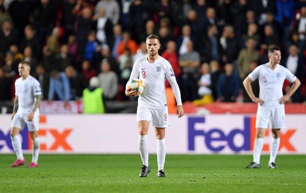 نتيجة واهداف مباراة انجلترا ضد كوسوفو