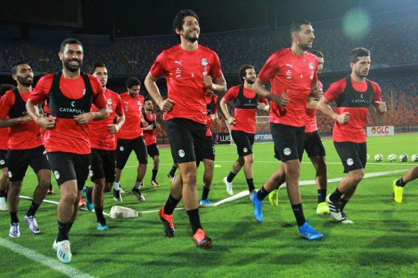 محمد بركات : 40 لاعبا قاعدة اختيار المنتخب