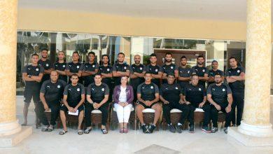 Photo of منتخب الكرة الشاطئية يواصل الاستعداد للبطولة القارية