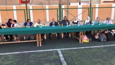 Photo of تقييم مراكز مشروع ال1000 بنت بحضور سحر عبد الحق
