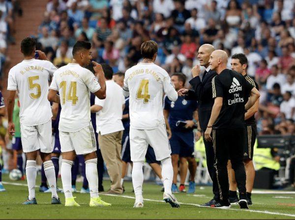 رابط سريع لمباراة ريال مدريد وغرناطة بدون إعلانات ايجي ناو