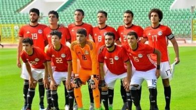 Photo of انتهاء معسكر منتخب الشباب بالفوز على المصرى القاهرى