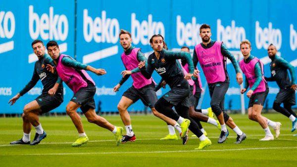 مشاهدة مباراة برشلونة وسلافيا براغ بث مباشر 23-10-2019