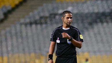 Photo of حكام مباريات الغد فى الاسبوع الخامس للدورى الممتاز