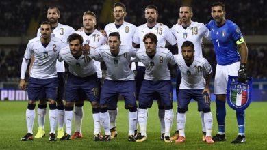 ملخص ونتيجة مباراة إيطاليا ضد أرمينيا