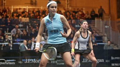 Photo of نور الطيب تتأهل لدور الثمانية في بطولة العالم للإسكواش
