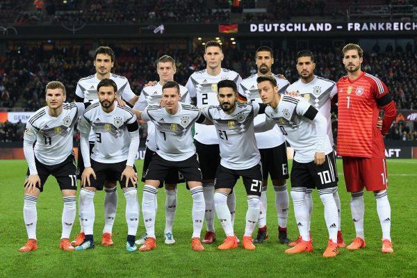 مشاهدة مباراة أستونيا وألمانيا بث مباشر 13-10-2019