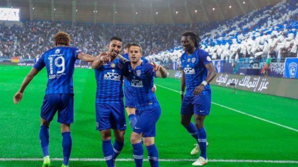 مشاهدة مباراة الهلال والسد بث مباشر 22-10-2019