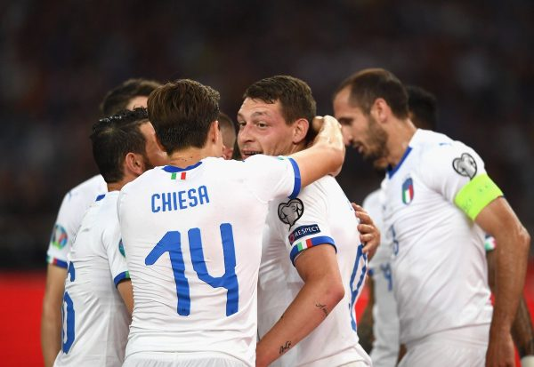 مشاهدة مباراة إيطاليا واليونان بث مباشر 12-10-2019