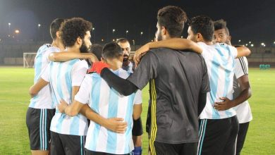 Photo of بسبب الطقس.. نقل مباراة إيروسبورت ومنتخب الناشئين للمطار