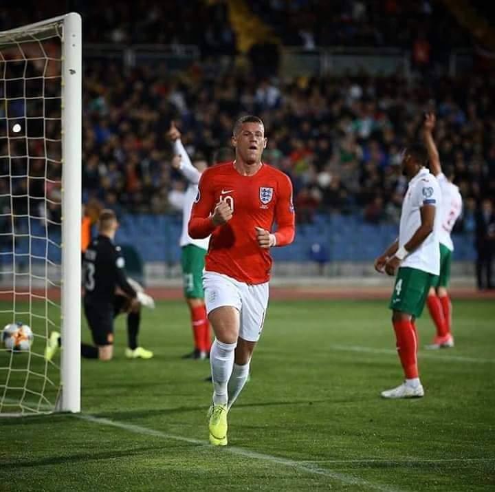 شاهد أهداف مباراة إنجلترا ضد بلغاريا