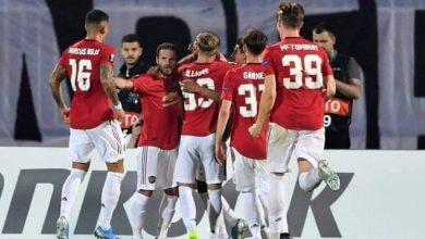 Photo of نتيجة واهداف مباراة مانشستر يونايتد ضد بارتيزان في الدوري الأوروبي