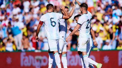 Photo of ملخص ونتيجة مباراة الأرجنتين ضد الإكوادور في مباراة ودية
