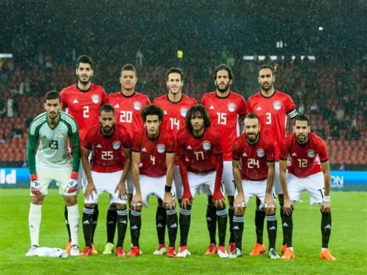 ملخص ونتيجة مباراة مصر ضد بتسوانا