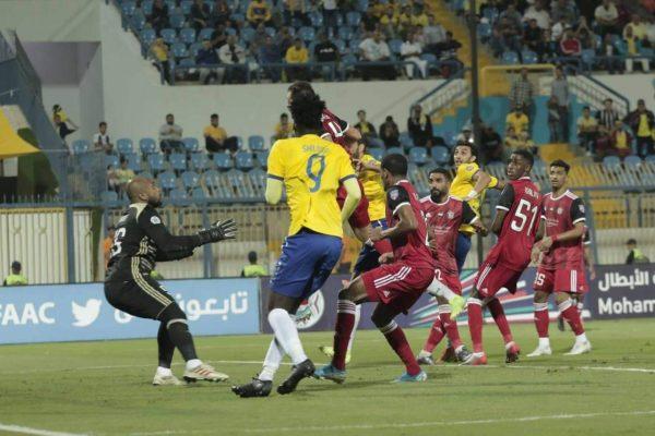 ملخص ونتيجة مباراة الإسماعيلي ضد الجزيرة الإماراتي بكأس الملك محمد السادس