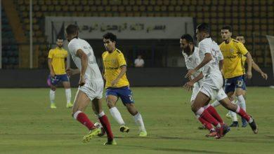 Photo of ملخص ونتيجة مباراة الإسماعيلي ضد حرس الحدود في الدوري