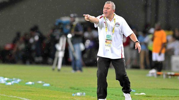 ماذا قال شوقي غريب للاعبي المنتخب الاوليمبي؟