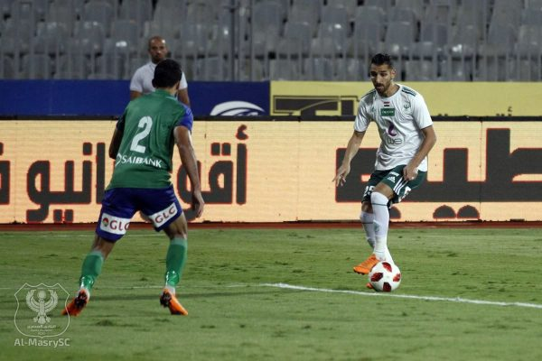 مشاهدة مباراة مصر المقاصة والمصري بث مباشر 17-10-2019