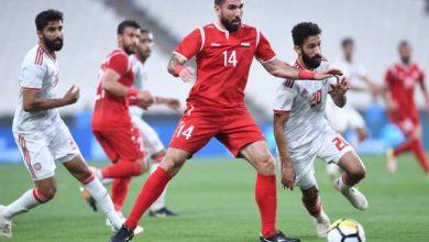 Photo of مشاهدة مباراة سوريا والصين بث مباشر 14-11-2019