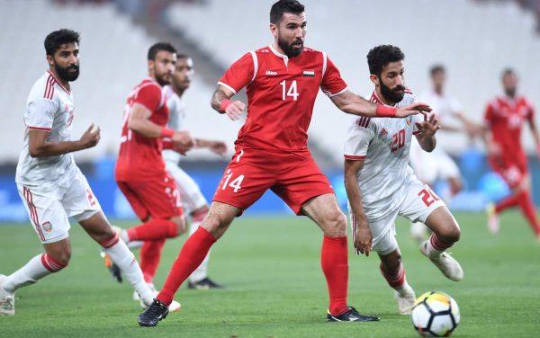مشاهدة مباراة سوريا والصين بث مباشر 14-11-2019
