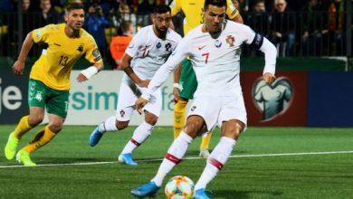 Photo of مشاهدة مباراة البرتغال وليتوانيا بث مباشر 14-11-2019