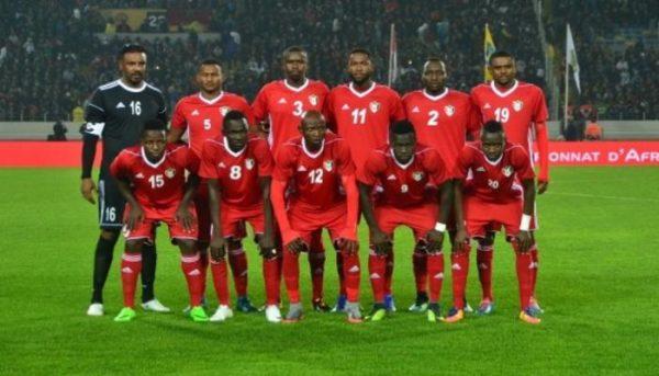مشاهدة مباراة السودان وساو تومي وبرينسيبي بث مباشر 13-11-2019