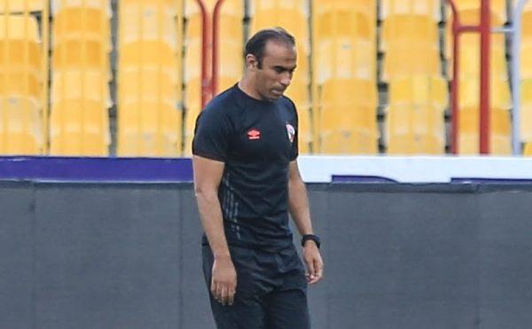 نهائي أمم إفريقيا تحت 23 سنة.. عبد الحفيظ يدعم لاعبي المنتخب الأوليمبي